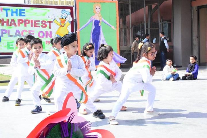 Delhi Public School-Independence Day