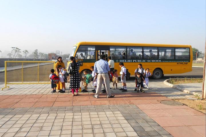 Delhi Public School-Transportation