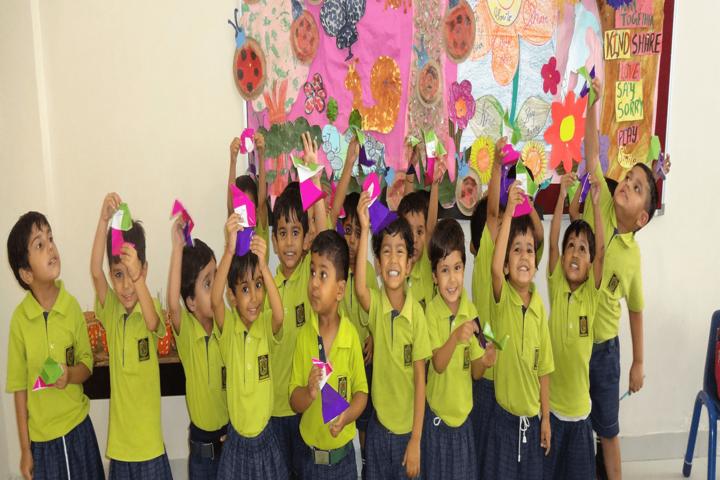 Delhi Public School-Junior Activity