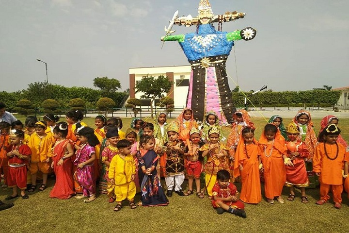 Delhi Public School-Dussera Celebrations