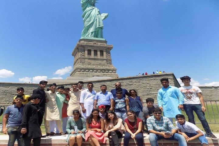 Delhi Public School-USA Tour
