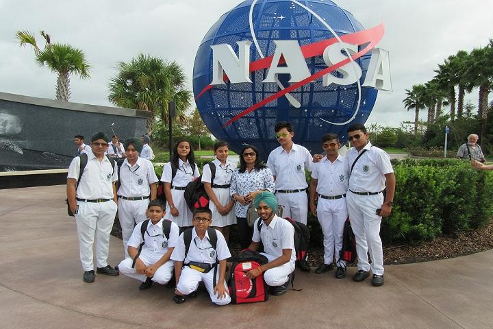 Delhi Public School Ambala-NASA