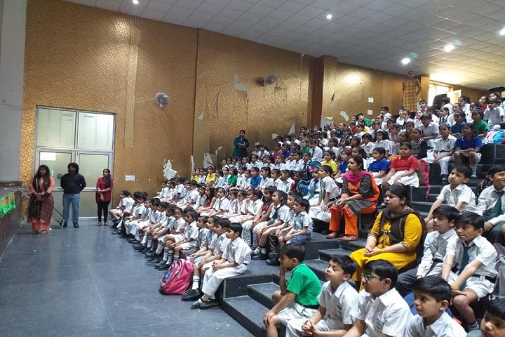 Delhi Public School-Seminars