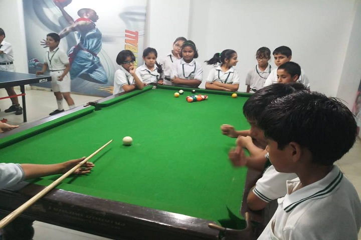 Delhi Public School-Indoor Games