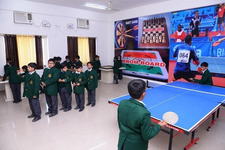 Delhi Public School-Indoor Games
