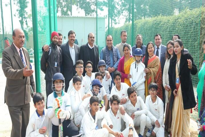Delhi Public School-Cricket Team