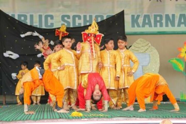 Delhi Public School-Skit