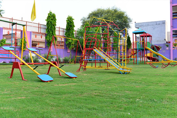 Delhi Vidyapeeth-Play Area