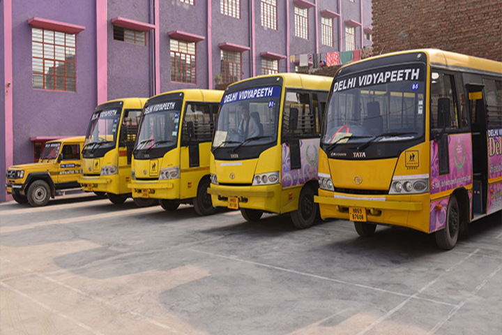 Delhi Vidyapeeth-Transport