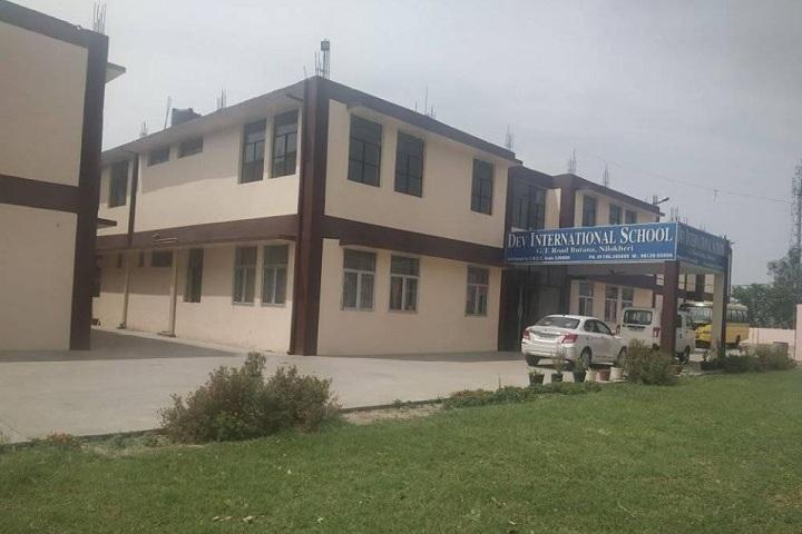 Dev International School-School