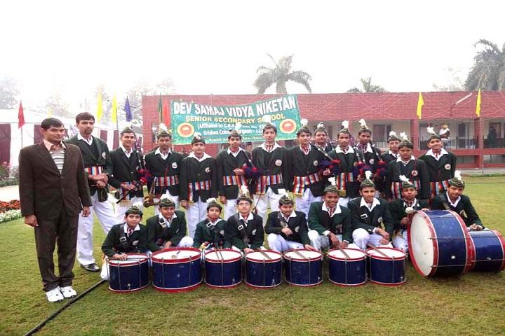 Dev Samaj Vidya Niketan-Sports day