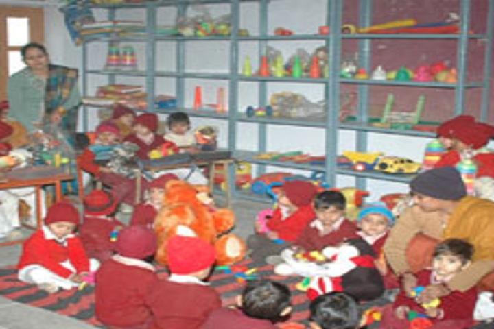 Dewan Bal Krishan Public School-Activity room