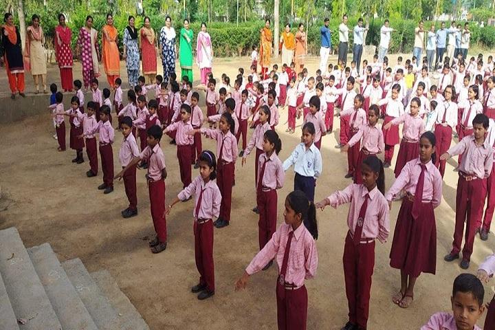 Dewan Bal Krishan Public School-Assembly