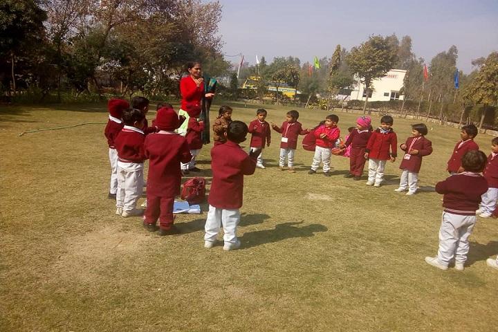Dewan Bal Krishan Public School-Play Area