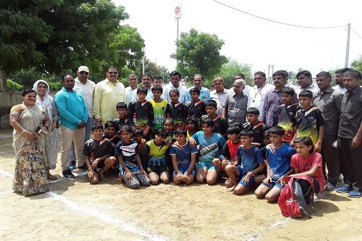 Dewan Bal Krishan Public School-Sports Team