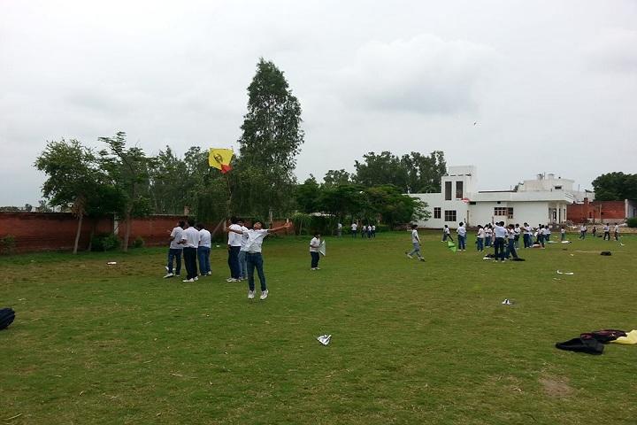 DGV Public School-Playground