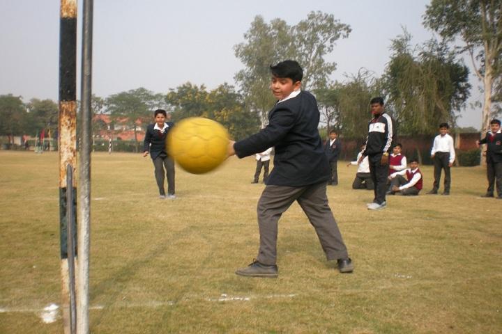 DGV Public School-Sports