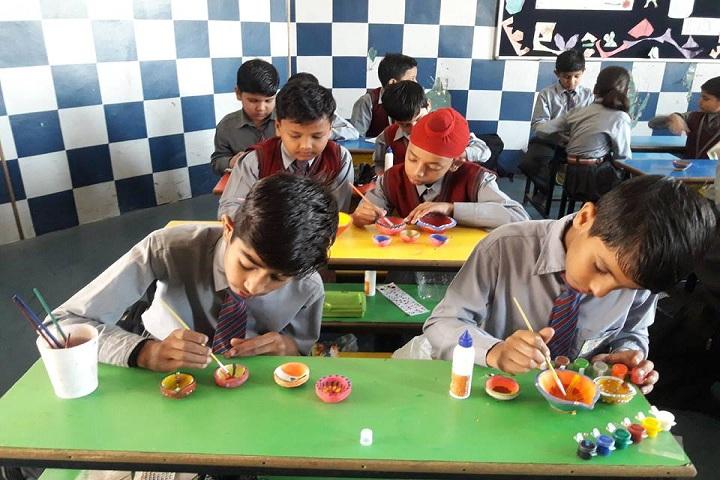 Dhruv Public School-Student Activities