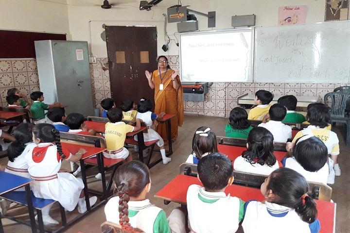 Dhruv Public School-Classrooms