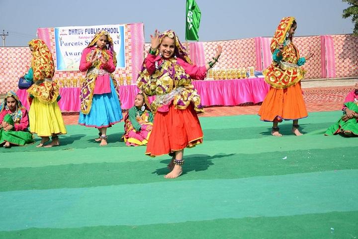 Dhruv Public School-Events View