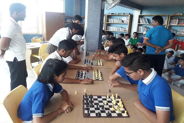 Dhruv Public School-Indoor games