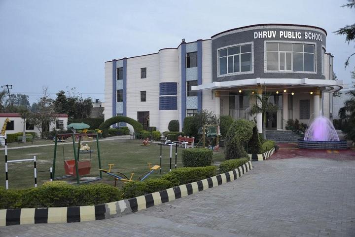 Dhruv Public School-School Campus