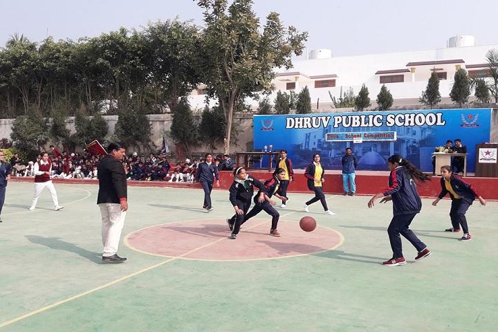 Dhruv Public School-Sports