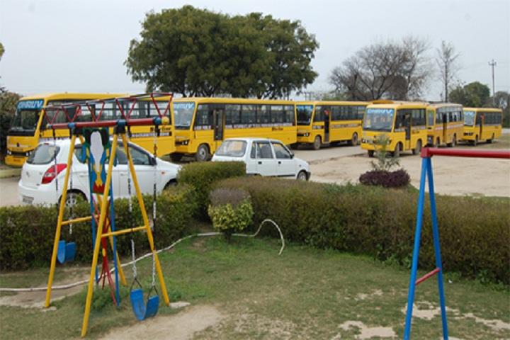 Dhruv Public School-Transport