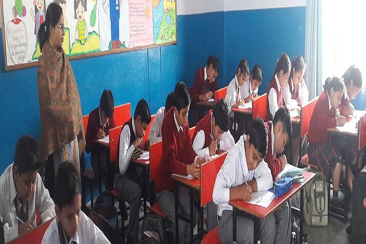 Dig Vijay Memorial School-Classroom