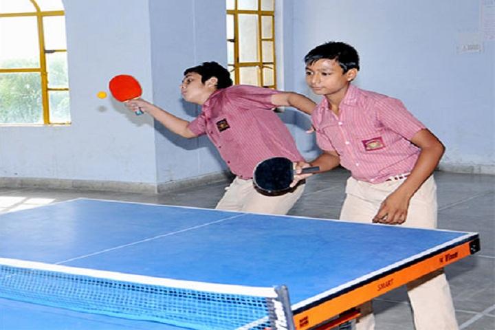 Dig Vijay Memorial School-Indoor Games