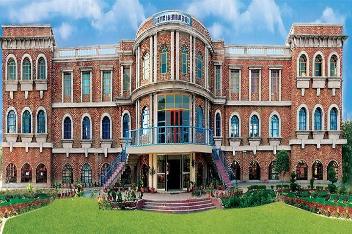 Dig Vijay Memorial School-School