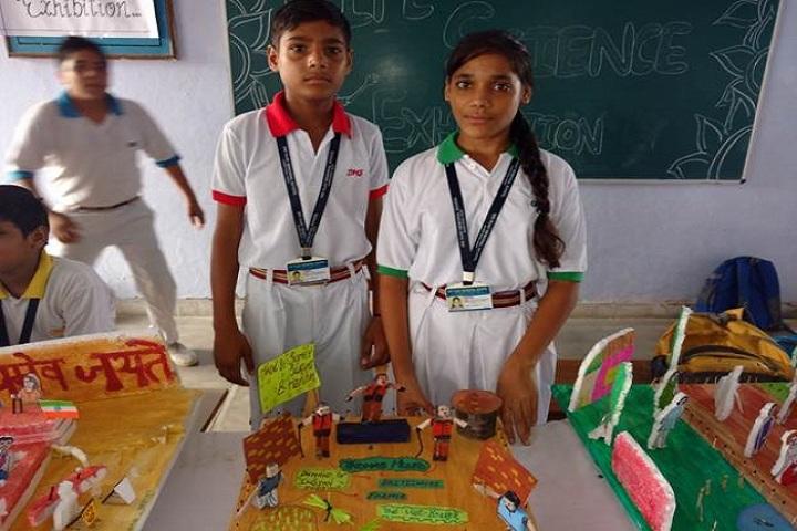 Dig Vijay Memorial School-Science Exhibition