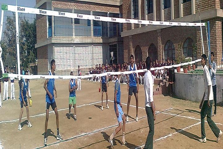 Dig Vijay Memorial School-Sports