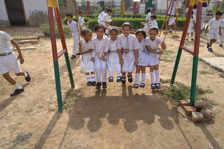 Dina Nath Memorial Convent School-Playground