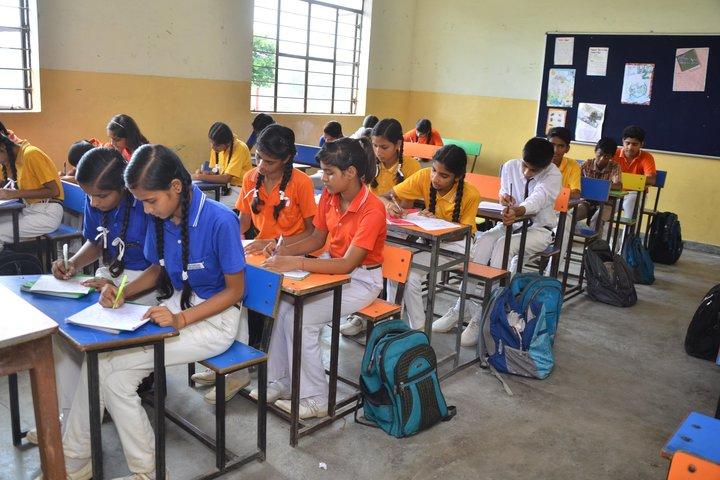 Divine Academy-Classroom