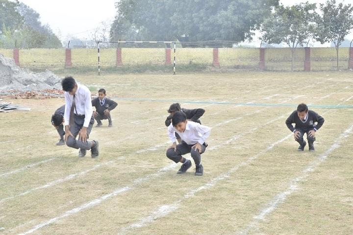 Divine Academy-Sports
