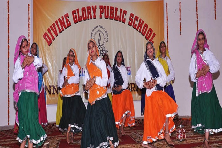 Divine Glory Public School-Annual day