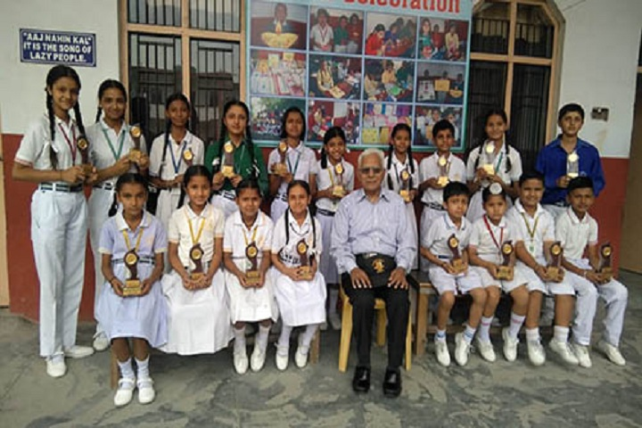 Divine Glory Public School-Awards