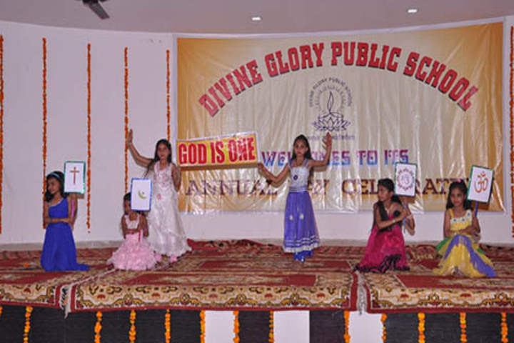 Divine Glory Public School-Dance