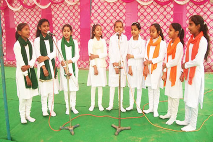 Divine Glory Public School-Group Song