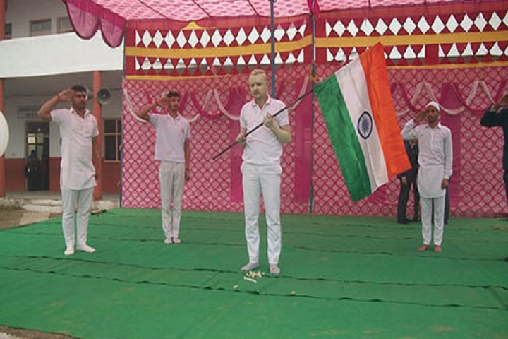 Divine Glory Public School-Republic day Celebration