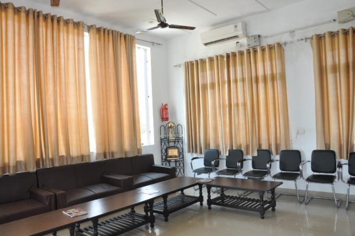 Divine International Public School-Staff Room