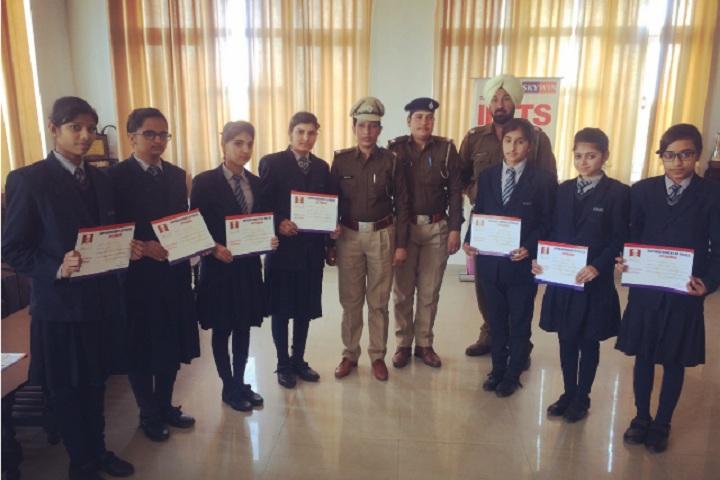 Divine International Public School-Certificate of Excellence