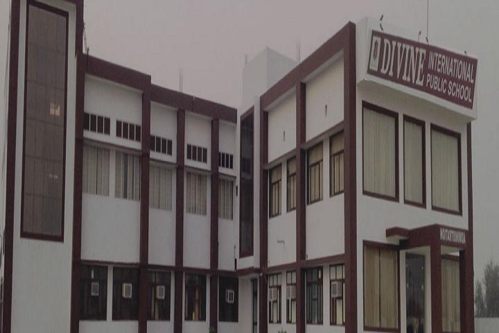 Divine International Public School-School Campus