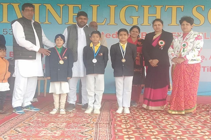 Divine Light Senior Secondary School-Awards