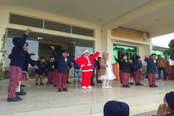 Divine Light Senior Secondary School-Christmas Celebration