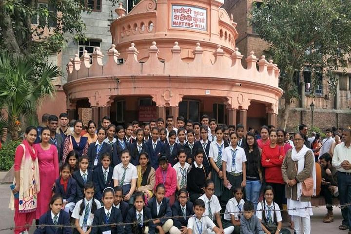 Divine Light Senior Secondary School-Excursion