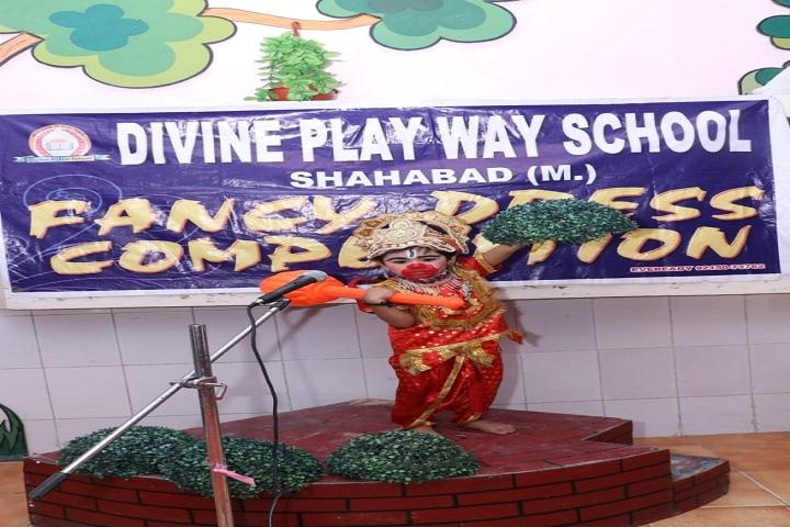 Divine Public School-Fancy Dress