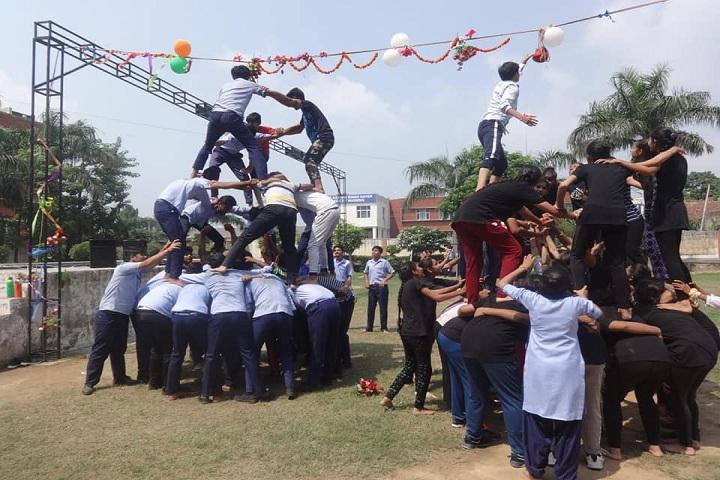 Divine Public School-Festival Celebration