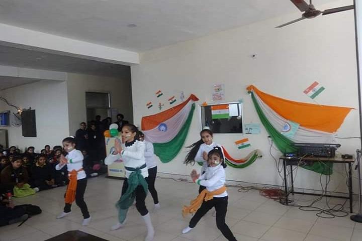 Divine Public School-Republic Day Celebration